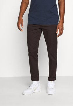 Scotch & Soda - MOTT CLASSIC  - Chinot - aubergine