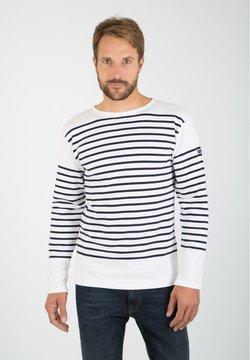 Armor lux - AMIRAL MARINIÈRE - Langarmshirt - blanc/navire