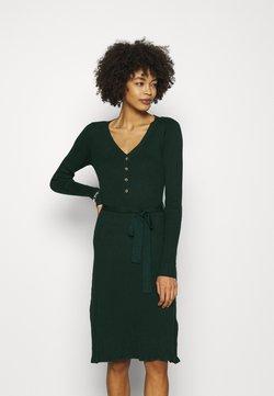 Anna Field - Vestido de punto - dark green