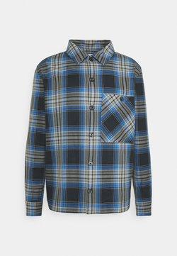 Woodbird - BUEL CHECK SHIRT - Koszula - royal blue