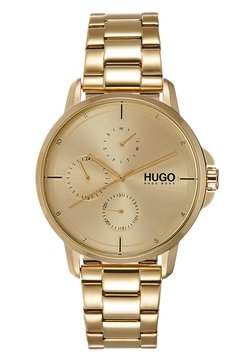 HUGO - FOCUS BUSINESS - Zegarek - gold-coloured