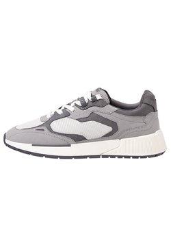 Bershka - Sneaker low - grey