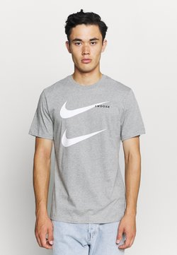 Nike Sportswear - TEE - T-shirt imprimé - grey