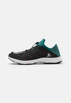 Salomon - AMPHIB BOLD 2 - Zapatillas de trail running - black/pacific/white