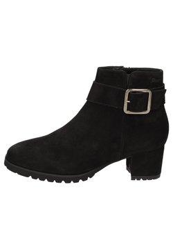 Sioux - NEHEMIA - Ankle Boot - schwarz