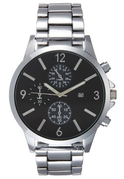 Pier One - Uhr - silver-coloured