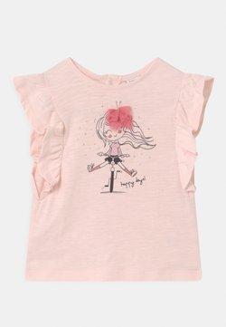 OVS - Camiseta estampada - pearl