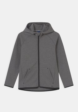 GAP - BOY FIT TECH HOOD - Veste de survêtement - grey heather