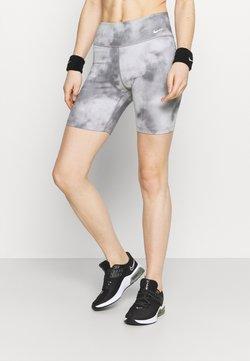 Nike Performance - ONE CORE - Tights - smoke grey/white