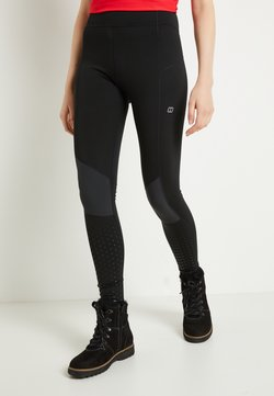 Berghaus - LELYUR - Tights - black