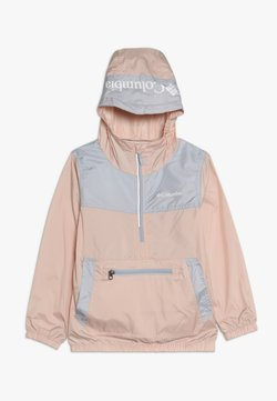 Columbia - BLOOMINGPORT - Windbreaker - peach cloud/cirrus grey