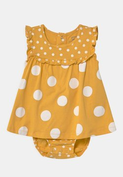 Carter's - DOT - Jerseykleid - yellow