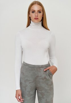 Cotton Candy - Strickpullover - misty grey