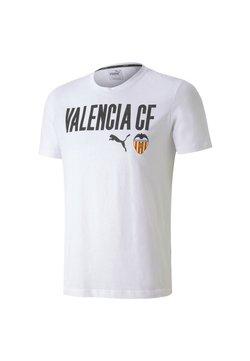 Puma - VALENCIA CF FTBLCORE  - Vereinsmannschaften - puma white-puma black