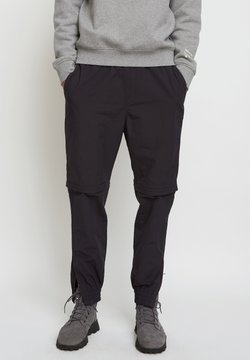 Timberland - WOODWOOD 2IN1 HIKE PANT - Jogginghose - obsidian