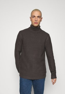 Only & Sons - ONSLOCCER - Neule - grey pinstripe