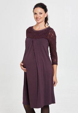 Love Milk Maternity - Vardagsklänning - lilac