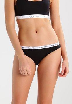 Calvin Klein Underwear - CAROUSEL - Slip - black