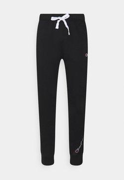 Champion Rochester - SPORTLEISURE CUFF PANTS - Jogginghose - black