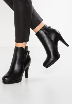 Anna Field - Bottines à talons hauts - black