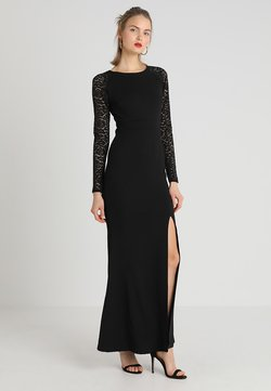 WAL G. - SLEEVE MAXI - Cocktailjurk - black