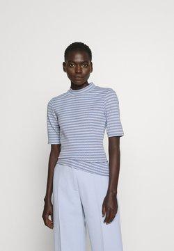 Libertine-Libertine - ATTACK - T-Shirt print - navy