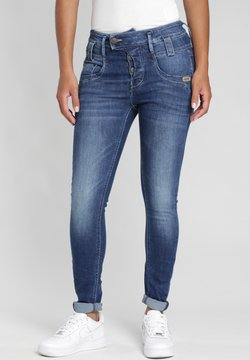 Gang - Jeans Slim Fit - no square mid wash