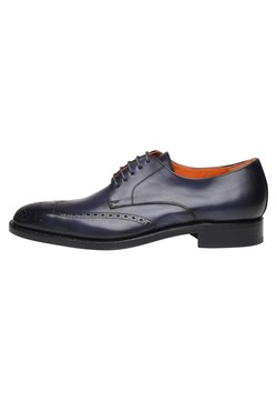 SHOEPASSION - NO. 5438 - Business-Schnürer - dark blue