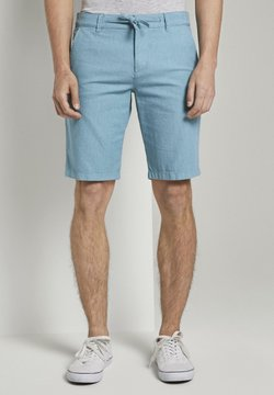 TOM TAILOR DENIM - Chinot - two colored sky blue design