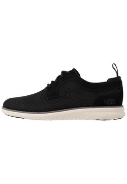 UGG - UNION DERBY HYPERWEAVE - Sneakersy niskie - black