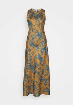 ASCENO - THE VALENCIA DRESS - Nachthemd - caramel