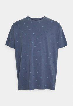 Petrol Industries - T-shirt imprimé - stone blue
