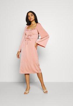Fashion Union - MANDY DRESS - Cocktailkleid/festliches Kleid - pink