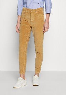 Fransa - FRHACORDUROY PANTS - Pantaloni - sesame