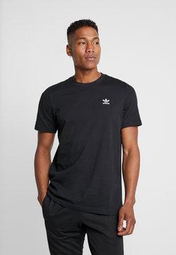 adidas Originals - ESSENTIAL TEE UNISEX - Basic T-shirt - black