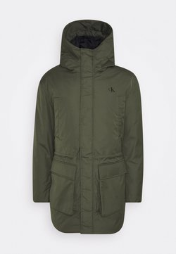 Calvin Klein Jeans - FAKE DOWN TECHNICAL  - Parka - deep depths