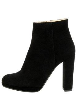 Evita - CRISTINA - High Heel Stiefelette - schwarz
