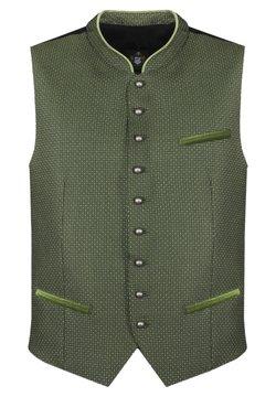 Hammerschmid - Anzugweste - grün