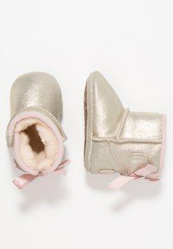 UGG - JESSE BOW METALLIC - Chaussons pour bébé - gold