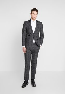 Shelby & Sons - LOWESTOFT SUIT - Costume - charcoal