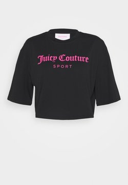 Juicy Couture - CARLA - T-shirt print - black