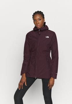 The North Face - WOMENS HIKESTELLER JACKET - Chaqueta Hard shell - root brown