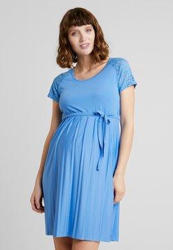 Esprit Maternity - DRESS MIX - Vardagsklänning - blue