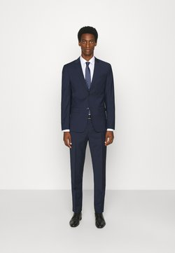 Calvin Klein Tailored - TROPICAL STRETCH SUIT - Anzug - calvin navy