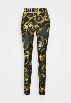 Versace Jeans Couture - Leggings - Hosen - nero