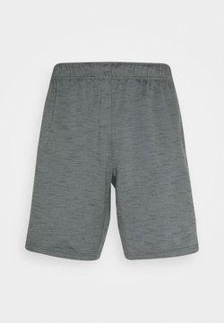 Nike Performance - DRY SHORT HYPERDRY YOGA - Pantalones deportivos - smoke grey/iron grey/black