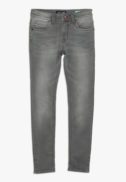 Cars Jeans - BURGO - Slim fit jeans - grey used