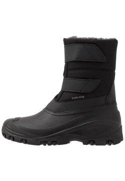 Pier One - Snowboots  - black