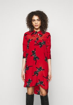 Diane von Furstenberg - LYNN DRESS - Freizeitkleid - medium red