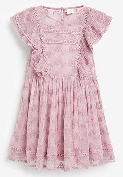 Next - Cocktailkleid/festliches Kleid - lilac